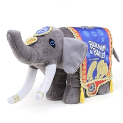 144th Edition Plush Elephant with Blanket